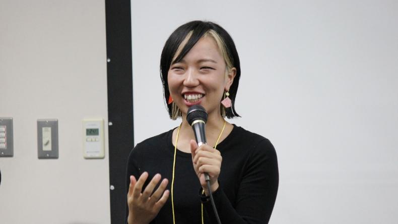写真:安達 日向子 さん